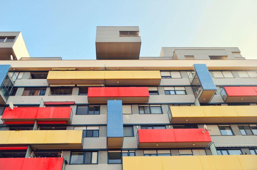 EyeEm Selects Architecture Multi Colored Architectural Feature Architectural Detail Built Structure Building Exterior Urban Living Urban Urbanphotography Cityexplorer City