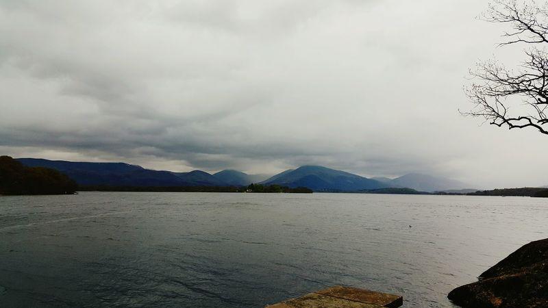 LochLomond Scotland Enjoying The View
