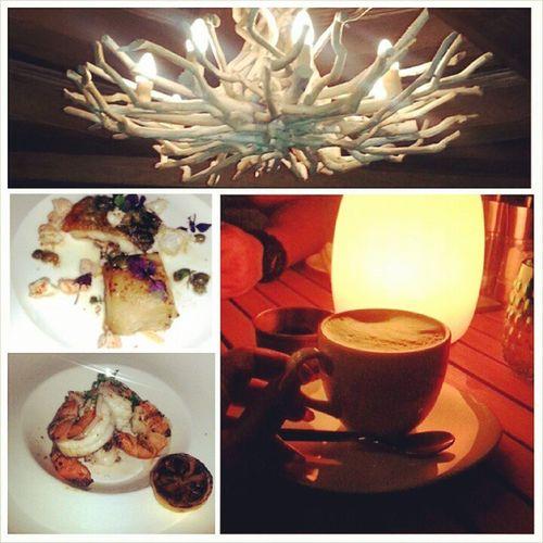 Dinner Saadiyat_island Amazing Foodgasm seafood love abudhabi uae ♡