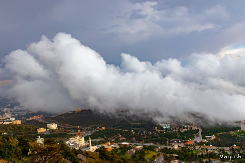 Sky Environment Cloud - Sky Architecture Building Exterior Landscape Built Structure
