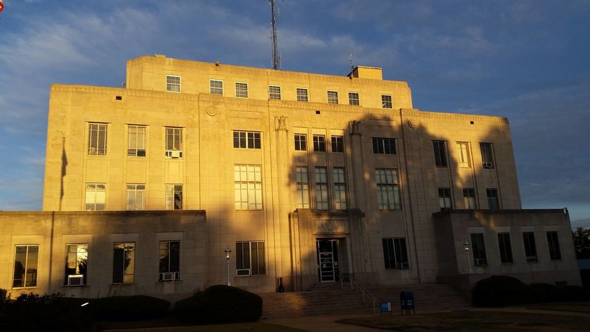Miller County, Arkansas Courthouse. Taking Photos Check This Out Hello World