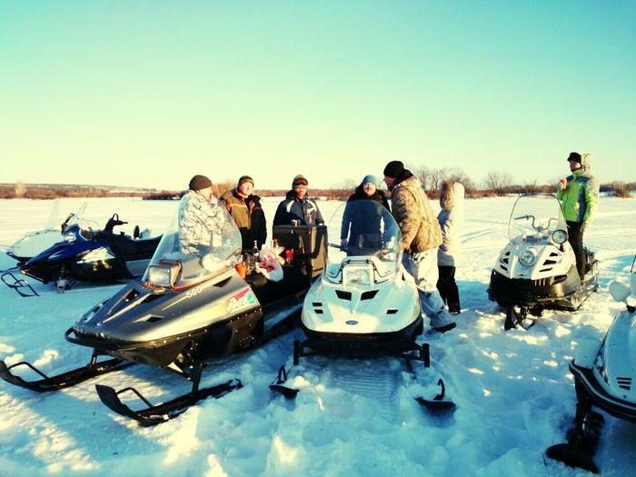 Winter Russia OpenEdit Friends ❤ Snow ❄