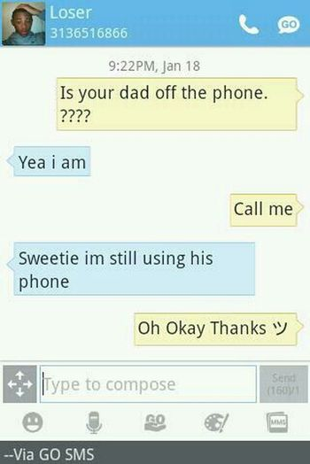 Dejuan Daddy Texting Me ♡♡♥♥ツ