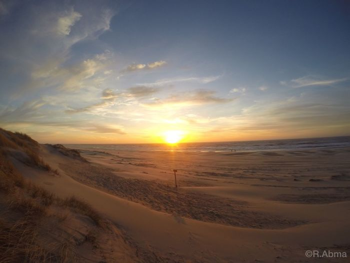 Sunset Sun Sunshine Sun_collection Gopro Sunset_collection Enjoying The Sun Clouds And Sky Beach