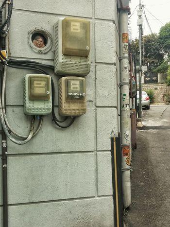 Urban Exploration Seoul, Korea