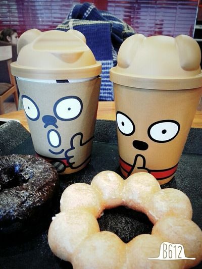 也太可愛 Kakao ♥ Cute Milk Tea