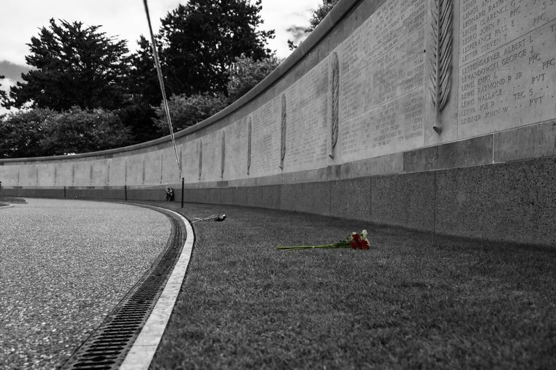 Outdoors D-Day Beaches Omaha Beach Cemetery First Eyeem Photo