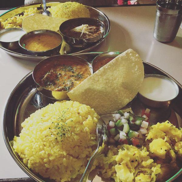 @印度定食ますや Curry India Meal Food カレー インドカレー 南インドカレー ミールス 印度定食ますや 尾道