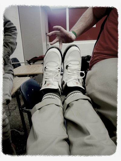 coolin with white cement 4s