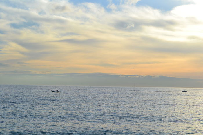 #2014 #boat #november #provence #sunset Cassis