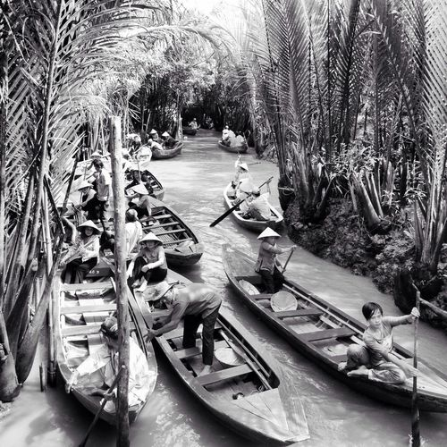 Mekong Delta. Vietnam Taking Photos Blackandwhite The Explorer - 2014 EyeEm Awards