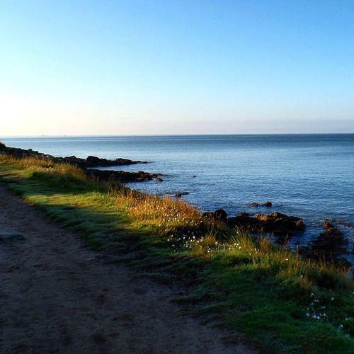 Path Walk Santemarine Combrit bretagneholidayslikecoolyolopicofthedaysunsurfwaterseaperfectnature
