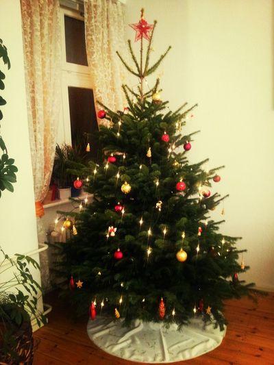 Fehlen nur noch die Geschenke... ;-)