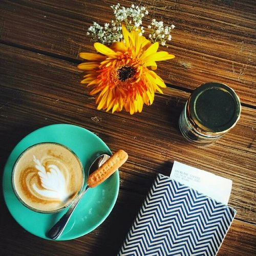 Good morning sleepy heads ? Goodmorning Sabahalkher Coffee Yummy adnec work expo sleepy flower aloft