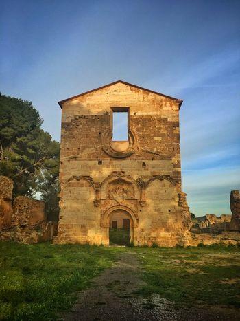 Architecture Ruins