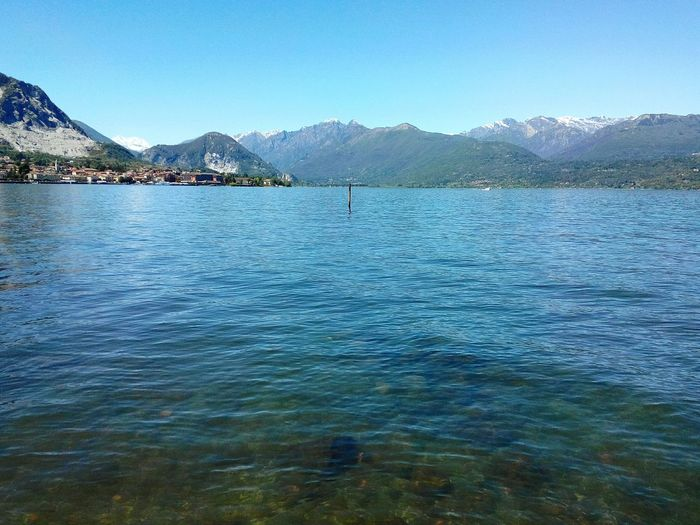 Water Mountain Lake Rippled Beauty In Nature Outdoors Scenics Tranquil Scene Lake Maggiore ❤️ Alpi Italy🇮🇹