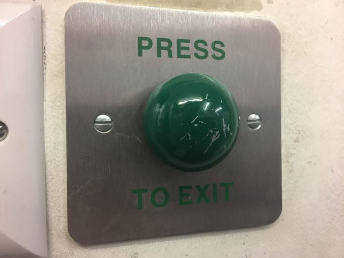 #button #buttons #exit #green #press #pressing