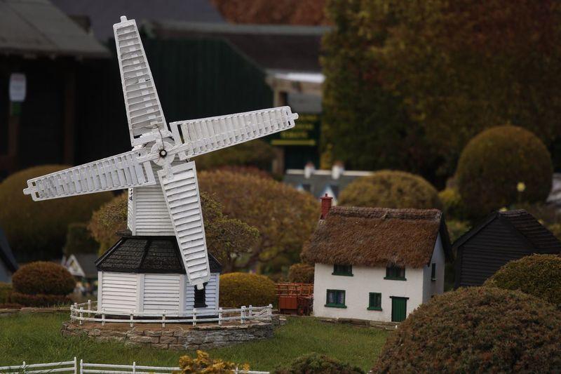 Model Village Bekonscot. Model Village Miniature