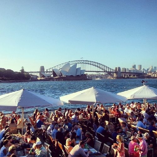 Nothing beats this city in summer Sydney Australia Seeaustralia Summer instagood seesydney ilovesydney sydneyharbourbridge sydneyoperahouse