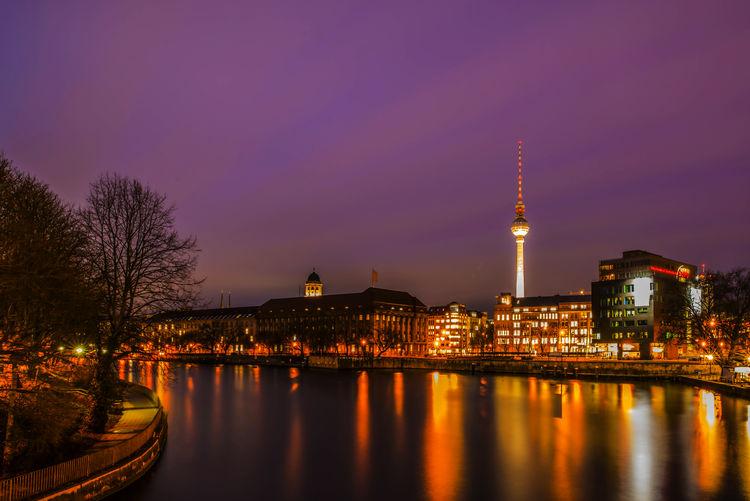 Longexposure  berlin
