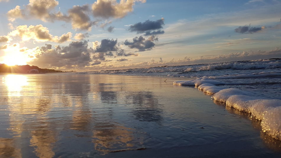 Baltic Baltic Sea Balticsea Cloudy Baltic Coast Beauty In Nature Cloud - Sky Clouds Coast Day Landscape Nature No People Outdoors Scenics Sea Sky Sun Sunset Tranquil Scene Tranquility Water First Eyeem Photo Firsteyeemphoto