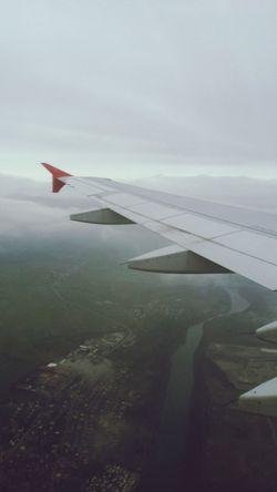 Landing at Zürich