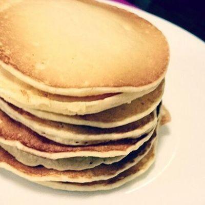 Pancakes☺ Pancakes Foodphotography Foodporn Foodgasm Foodpic Instafood Inthekitchen