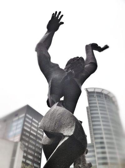 Monument Zadkine Rotterdam