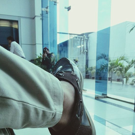 Visiting Customer Loafers Comfort Street Fashion