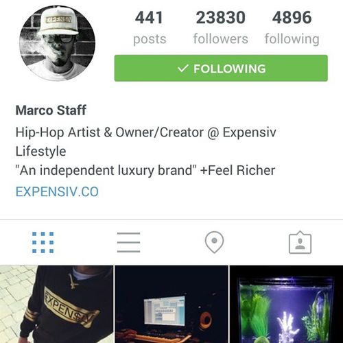 Check Out @marco.staff Clothing Line Is Serious. Salute Appearl