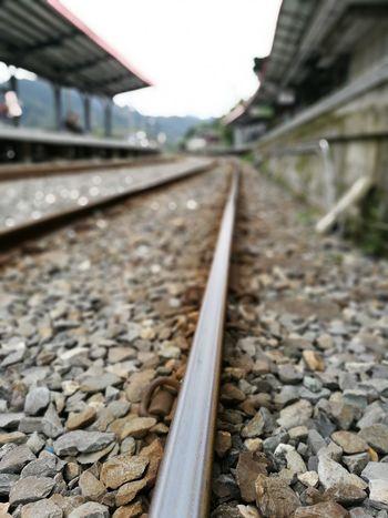 十分老街鐵路