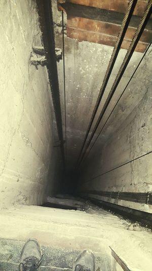 Architecture шахта асансьор