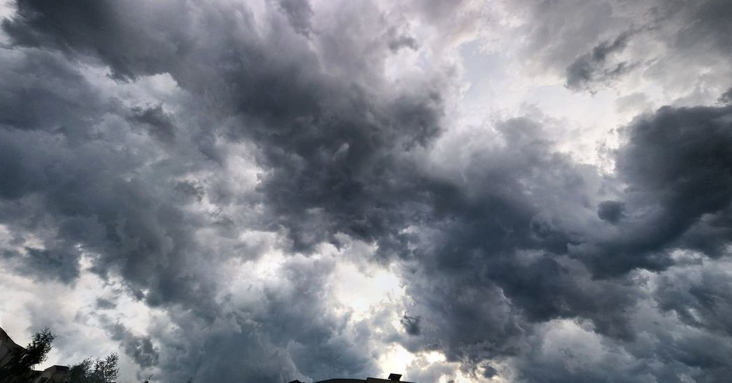 Weather Dramatic Sky Sky Beauty In Nature