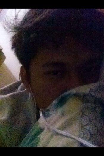 Sleepy.