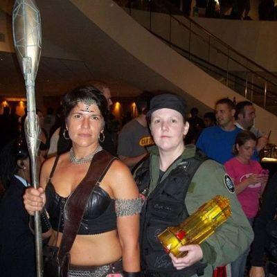 Costuming Dragoncon2011 Stargate