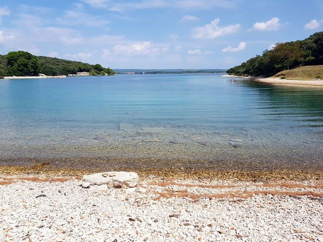 Nature Croatia Brijuni Photography Cost Blue Vacation Tree Water Sea Beach Sand Summer Idyllic Tropical Climate Sky Horizon Over Water Seascape Island Lagoon Coastline Coast Rocky Coastline