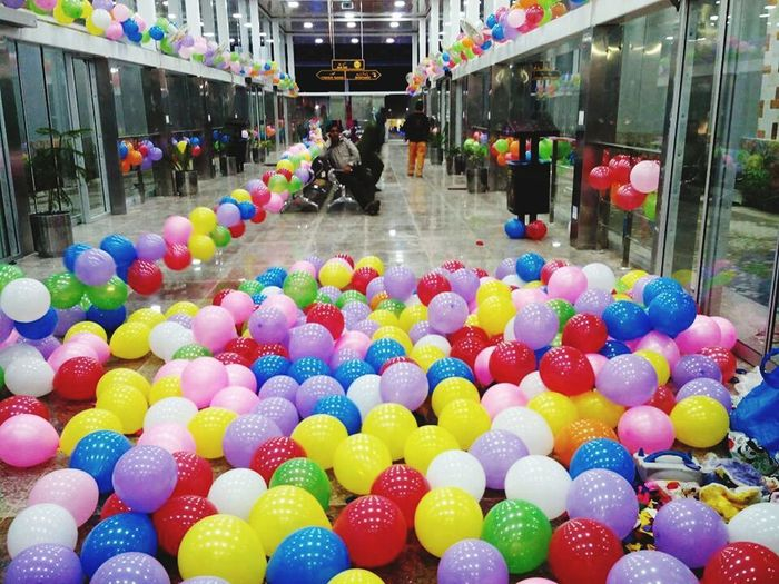 Balloons Balloon Shopping Mall Relaxing Relaxing Time Outing Outingwithfriends