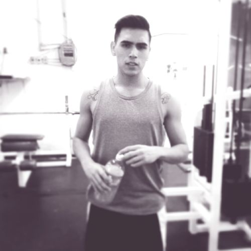 2 weeks completed! Gym Time Gym Gym!