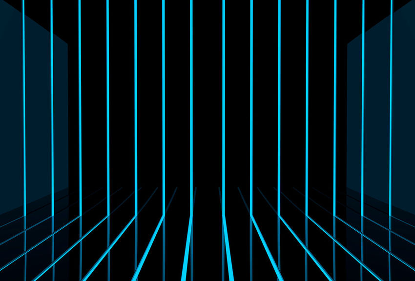 blue light beam line background Futuristic Lines Wall Abstract Backgrounds Black Background Blue Blue Line Design Floor Full Frame LINE Luxury Modern Night No People Pattern Repeating Side By Side Simple Space Technology