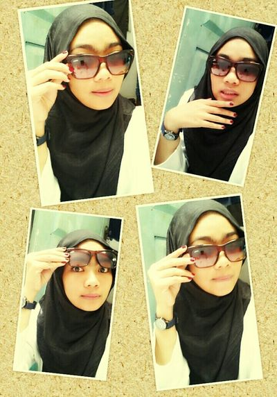 Sun Glasses :) Selfie ✌ Kosan