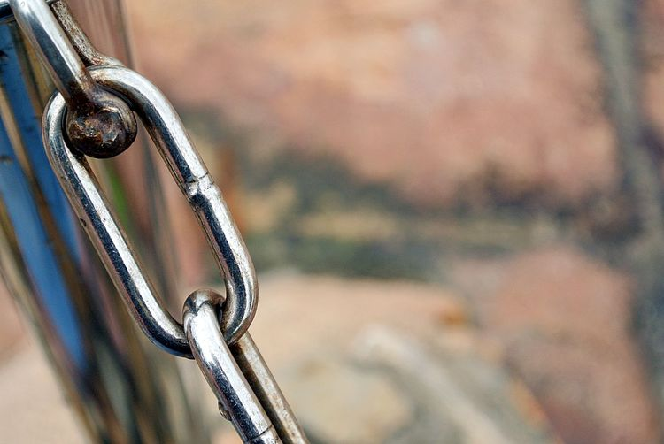 EyeEm Selects Backgrounds Full Frame Metal Chain Close-up Ring