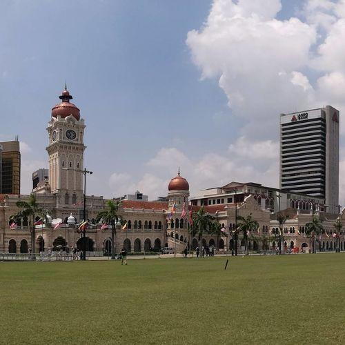 Architecture Built Structure Politics And Government Bangunan Sultan Abdul Samad Malaysia