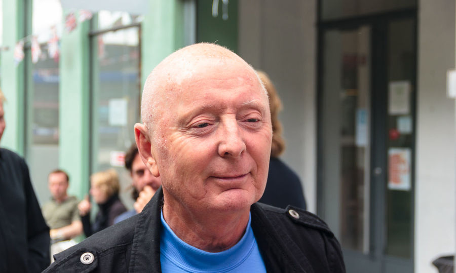 Shot of Jasper Carrott taken at The Custard Factory in Birmingham while having a drink with friends. Adult Celebrity Close-up Comedian Day Entertainer Famouse Headshot Mature Adult Men No Effects No Filters Or Effects One Person Outdoors Personality  Portrait Senior Adult Smiling Un Edited Unprocessed