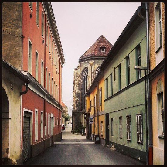 #small #alley #street #wienerneustadt #austria #former #church #stpeter Street Church Alley Austria Small Wienerneustadt Former Stpeter