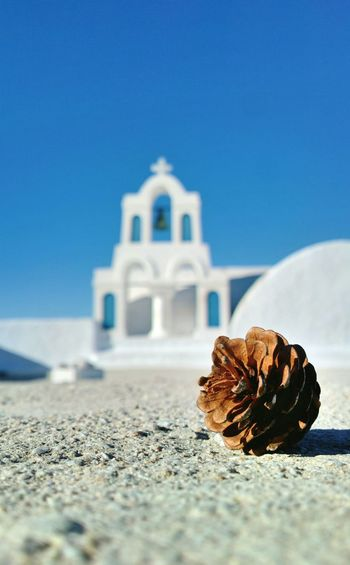 || Nature Theories || Santorini, Greece. TheFoneFanatic Nokia  Nokia808 Vacations Mobilephotography PhonePhotography Bokeh Streetphotography Clear Sky Blue Sea Place Of Worship Religion Sky Close-up Barren Whitewashed #urbanana: The Urban Playground Summer In The City