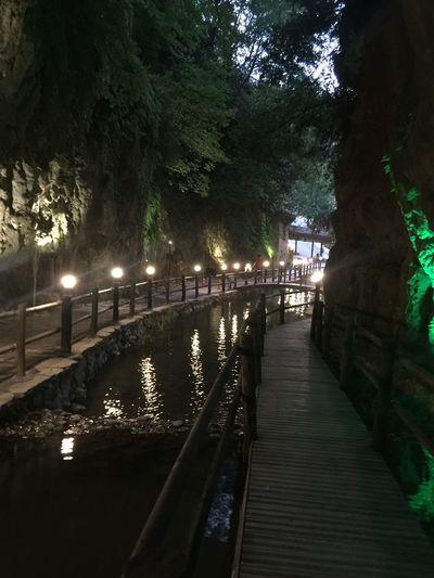 Damla Deresi River Nature Tree Heaven