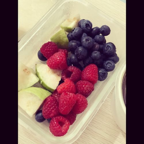 Raspberry Raspberry Healthy Eating Food And Drink Berry Fruit Fruit Freshness Blueberry No People