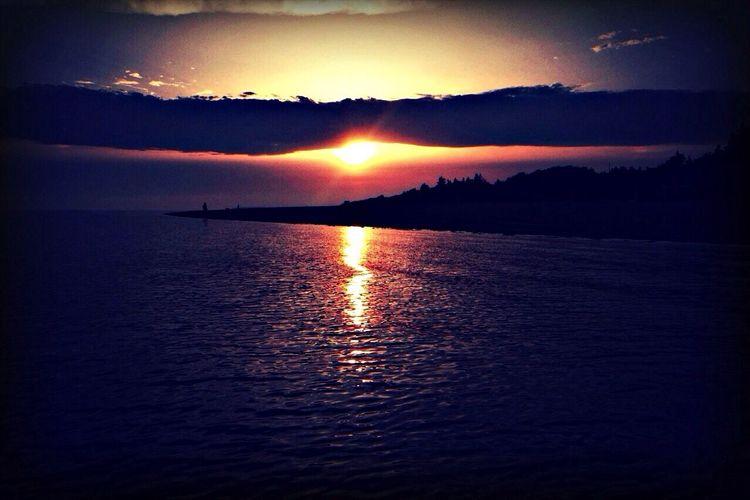 SUNRISE Sunrise Insel Föhr Beautiful Love