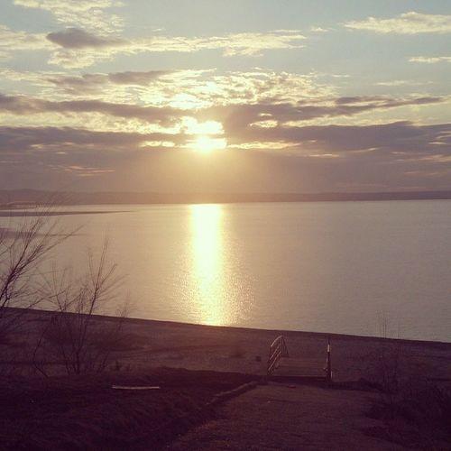 Волга Закат прекрасныевыходные