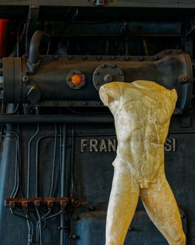 Art Statue Omd-em1 Olympus OM-D EM-1 Italia Italy Rome Roma Centrale Montemartini